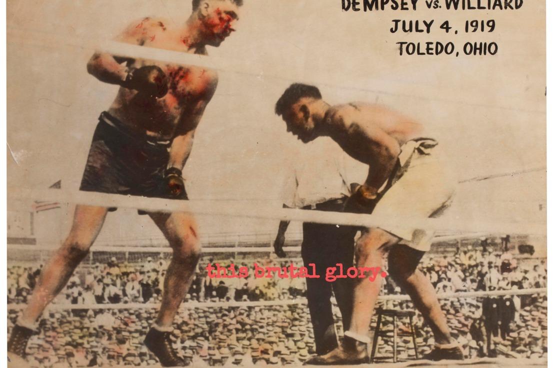 HARD TIMES: The Mystery of the Jack Dempsey-Jess WillardFight