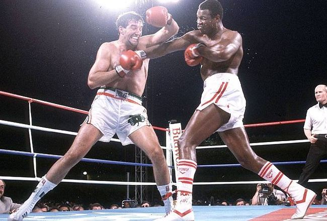 Imagine A Day At The End Of Your Life: Larry Holmes-Gerry CooneyRevisited