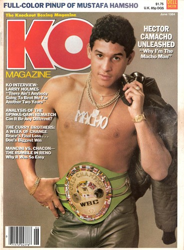 "SOMETHING WILD: The Night Hector ""Macho"" Camacho Lost His Mojo"